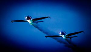 Pokazy lotnicze III
